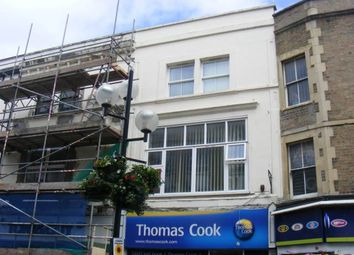 Thumbnail 3 bed flat to rent in High Street, Weston-Super-Mare, North Somerset