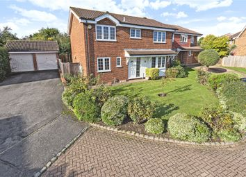 Thumbnail 4 bed detached house for sale in Stewart Close, Chislehurst