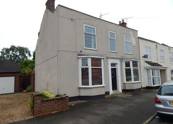 Thumbnail 4 bedroom semi-detached house for sale in Elm Road, Wisbech