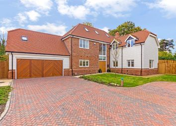 Thumbnail 5 bedroom detached house for sale in The Residence, Cuffley, Hertfordshire