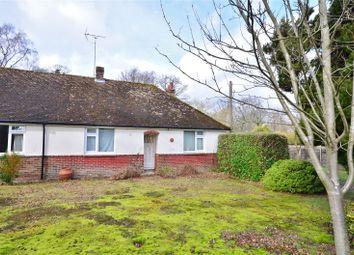 Thumbnail 3 bed semi-detached bungalow for sale in Furnace Wood, Felbridge