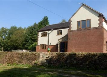 Thumbnail 4 bed detached house for sale in Rakeway Cottage, Rakeway Road, Cheadle