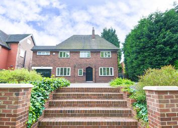 Thumbnail 4 bed detached house for sale in Vernon Road, Edgbaston, Birmingham