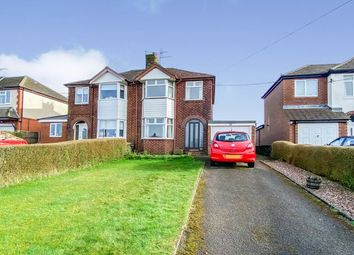3 bed semi-detached house for sale in Folly Lane, Cheddleton, Leek ST13