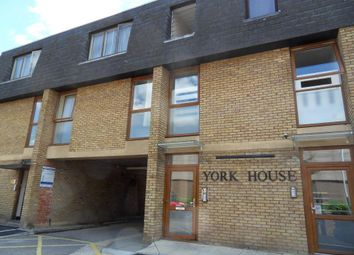 Thumbnail 2 bed flat to rent in Western Road, Romford, Essex