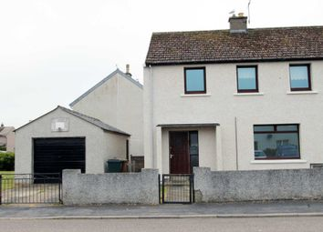 Thumbnail 3 bed semi-detached house for sale in Sunbank Place, Lossiemouth