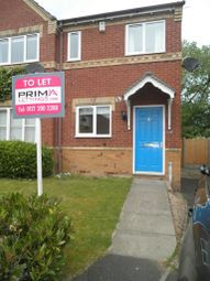 Thumbnail 2 bedroom semi-detached house to rent in Camellia Gardens, Pendeford, Wolverhampton