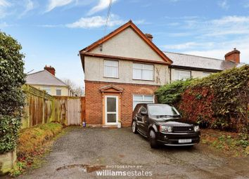 Thumbnail 3 bed semi-detached house for sale in Maes Y Dre, Ruthin
