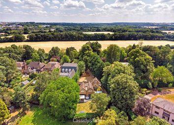 Thumbnail 4 bed detached house for sale in Wilkins Green Lane, Ellenbrook, Hertfordshire