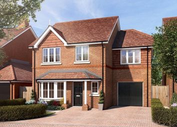Thumbnail 4 bed detached house for sale in Gardeners Hill Road, Farnham, Surrey