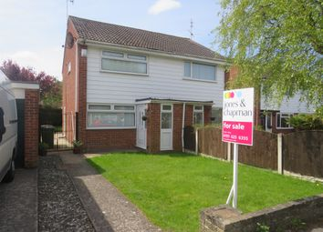 Thumbnail 2 bed semi-detached house for sale in Farndon Drive, West Kirby, Wirral