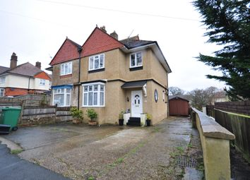 Thumbnail 2 bed semi-detached house to rent in Standen Avenue, Camp Hill, Newport