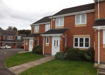 3 bed terraced house for sale in Parsonwood Paddock, Whitwick, Coalville LE67