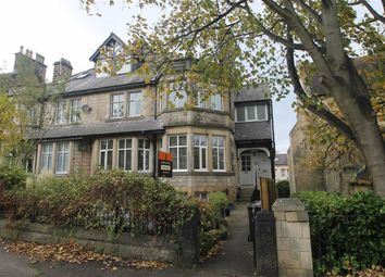 Thumbnail 3 bedroom flat for sale in West Cliffe Grove, Harrogate, North Yorkshire