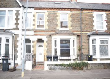 Thumbnail 2 bed flat to rent in Moy Road, Roath, Cardiff