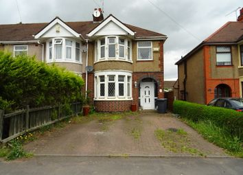 Thumbnail 3 bed end terrace house for sale in Goodyers End Lane, Bedworth