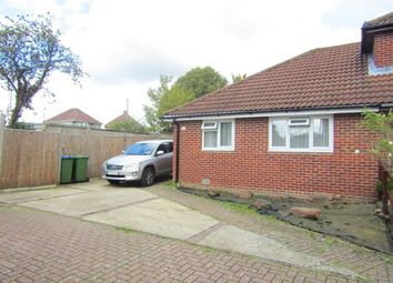 Thumbnail 2 bed terraced bungalow for sale in Millbridge Gardens, Southampton