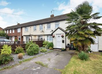 Thumbnail 2 bed end terrace house for sale in Cheviot Drive, Chelmsford