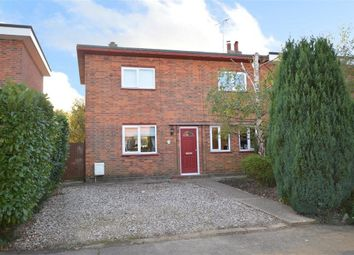 Thumbnail 3 bedroom semi-detached house for sale in The Close, Burghfield Common, Reading
