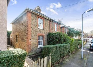 Thumbnail 2 bed semi-detached house for sale in Vincent Road, Norbiton, Kingston Upon Thames