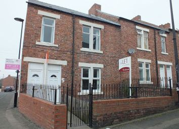 Thumbnail 3 bed flat to rent in Denwick Avenue, Lemington, Newcastle Upon Tyne