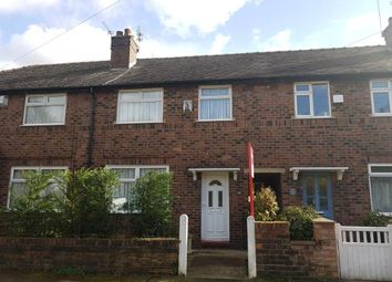 Thumbnail 3 bed terraced house for sale in Bridgewater Road, Altrincham, Greater Manchester