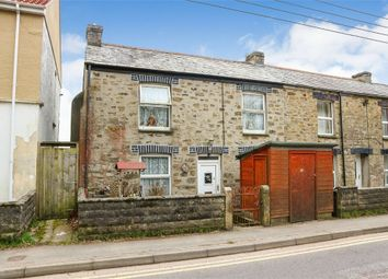 Thumbnail 4 bed end terrace house for sale in Church Street, St Blazey, Par, Cornwall
