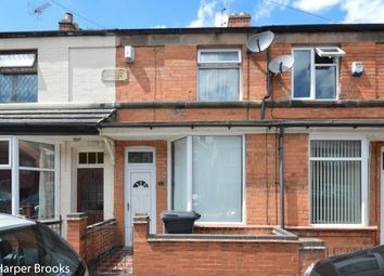 Thumbnail 2 bedroom terraced house for sale in Montrose Road, Leicester