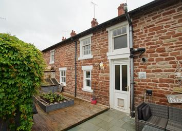 Thumbnail 2 bed terraced house for sale in Craw Hall, Brampton