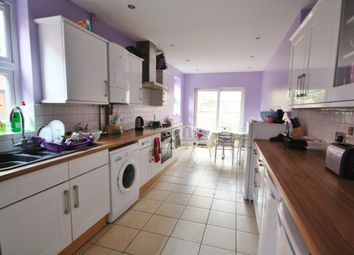 Thumbnail 5 bed terraced house to rent in Harrow Road, Leicester