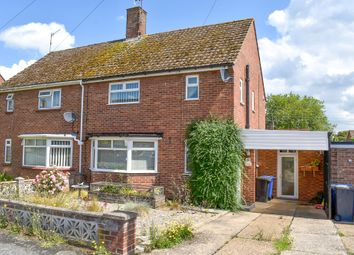 Thumbnail 3 bed semi-detached house for sale in Bedingfield Crescent, Halesworth