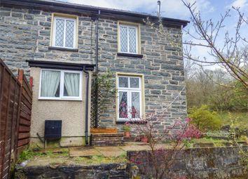 Thumbnail 2 bed end terrace house for sale in Bronddwyryd, Blaenau Ffestiniog, Gwynedd