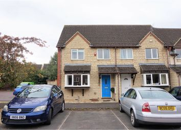 Thumbnail 3 bed end terrace house to rent in The Cornfields, Cheltenham
