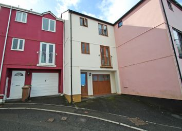 Thumbnail 3 bed town house for sale in Boringdon Road, Turnchapel, Plymouth, Devon