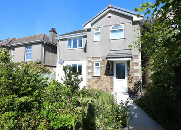 Thumbnail 4 bed detached house for sale in Four Lanes, Redruth