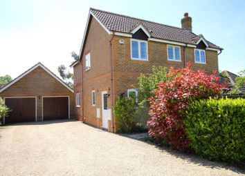 Thumbnail 4 bed detached house for sale in Stevens Lane, Rotherfield Peppard, Henley-On-Thames