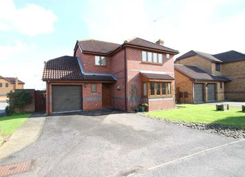 Thumbnail 4 bed detached house for sale in Sewell Wontner Close, Kesgrave, Ipswich