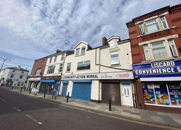 Thumbnail 4 bed flat to rent in Liscard Road, Wallasey, Merseyside