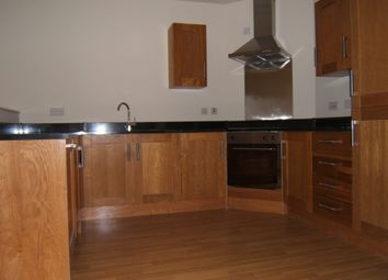 Thumbnail 2 bed flat to rent in Burgess Street, Leicester