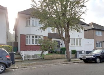 Thumbnail 4 bed semi-detached house for sale in Hillcrest Avenue, London