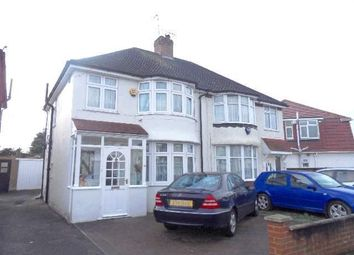 Thumbnail 4 bed semi-detached house to rent in Clairvale Road, Heston, Hounslow