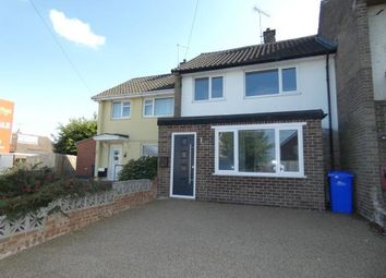 Thumbnail 3 bed terraced house for sale in Castle Park Road, Burton-On-Trent, Staffordshire