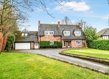 Thumbnail 5 bed detached house for sale in Carrwood, Hale Barns, Altrincham