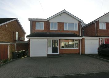 Thumbnail 5 bed link-detached house for sale in Beaudesert Road, Hollywood, Birmingham