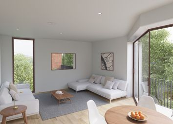 Thumbnail 2 bed flat for sale in Pinnacle Close, Muswell Hill, London