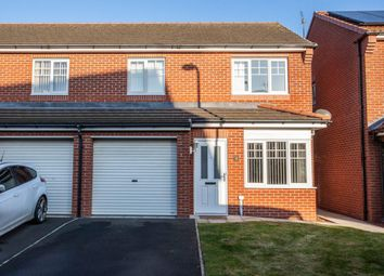 Thumbnail 3 bed property to rent in Overcombe Way, Redcar