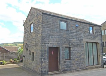 Thumbnail 2 bed barn conversion for sale in Grasscroft Road, Honley, Holmfirth