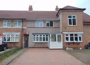 2 bed terraced house for sale in Kitts Green Road, Birmingham B33
