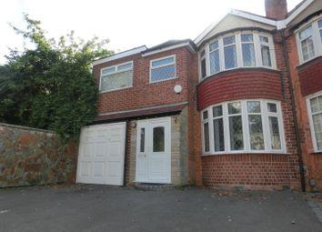 4 bed semi-detached house for sale in Ivydale Avenue, Sheldon, Birmingham B26