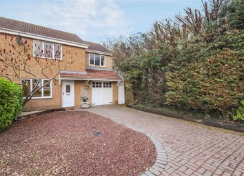 Thumbnail 4 bed semi-detached house for sale in Barrowby Gate, Swindon, Wiltshire